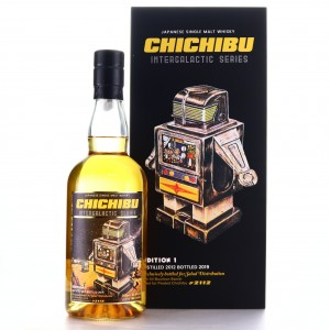 Chichibu 2012 Single Ex-Peated Bourbon Cask #2112 / Intergalactic Edition 1