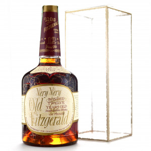 Very Very Old Fitzgerald 1966 Bottled in Bond 12 Year Old 100 Proof / Stitzel-Weller