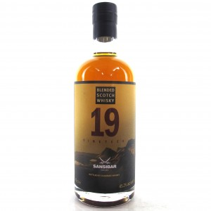 Sansibar 19 Year Old Scotch Whisky / Yellow Label