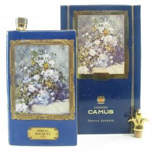 Camus Special Reserve / Renoir Spring Bouquet Decanter