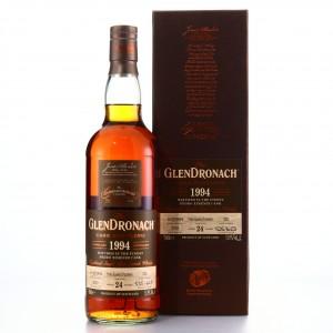 Glendronach 1994 Single PX Cask 24 Year Old #325