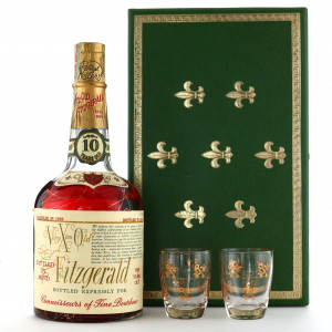 Very Xtra Old Fitzgerald 1959 Bottled in Bond 10 Year Old 100 Proof / Stitzel-Weller
