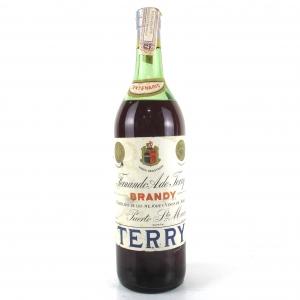 Fernando A. de Terry Brandy 1960s