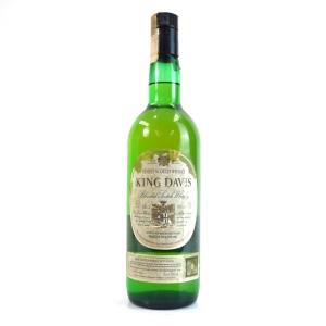 King Davis Scotch Whisky 1 Litre
