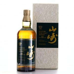 Yamazaki Suntory Pure Malt 10 Year Old
