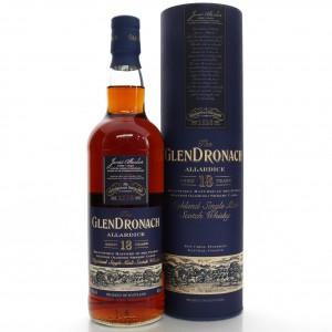 Glendronach 18 Year Old Allardice / 2015 Release