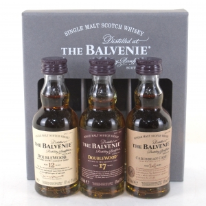 Balvenie Tasting Collection 3 x 5cl