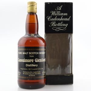 Convalmore 1962 Cadenhead's 16 Year Old