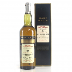 Convalmore 1978 Rare Malt 24 Year Old / 59.4%