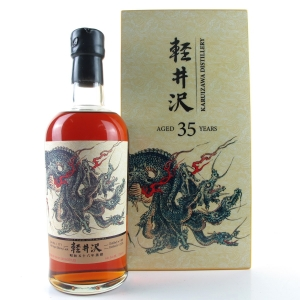 Karuizawa 1981 Single Cask 35 Year Old #171 / 8-Headed Dragon