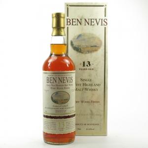 Ben Nevis 13 Year Old Port Wood