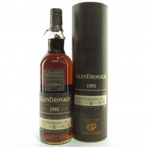 Glendronach 1995 Single Cask 22 Year Old #3045 / Taiwan Exclusive