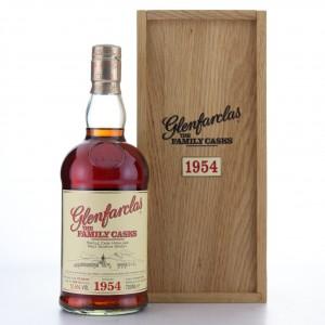 Glenfarclas 1954 Family Cask #444 / Release I
