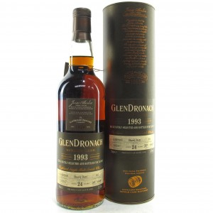 Glendronach 1993 Single Cask 24 Year Old #405 / Taiwan Exclusive