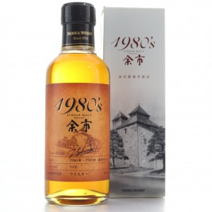 Yoichi 1980's Cask Strength 18cl