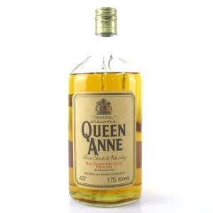 Queen Anne Rare Scotch 1980s 1.75 Litres