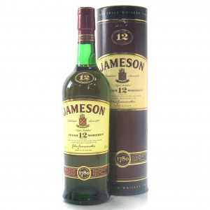 Jameson 12 Year Old