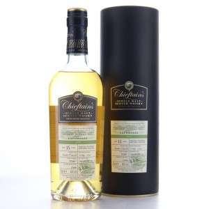 Laphroaig 1997 Chieftain's 15 Year Old