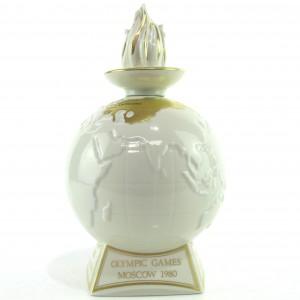 Camus Napoleon Extra Cognac Decanter / Moscow Olympics 1980
