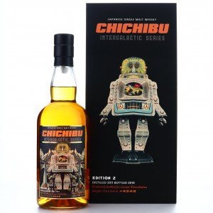 Chichibu 2011 Single Belgian Stout Cask #4549 / Intergalactic Edition 2