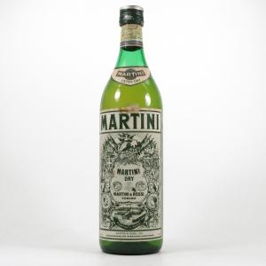 Martini Extra Dry 1970s