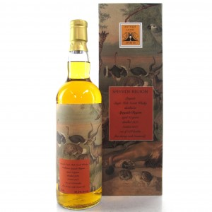 Speyside Single Malt 1975 Antique Lions 42 Year Old / Savannah