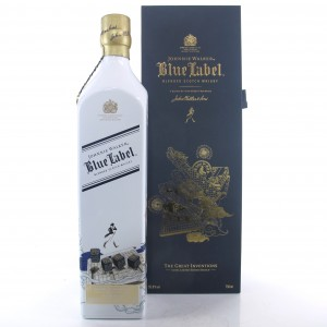 Johnnie Walker Blue Label Great Inventions 75cl / China Edition