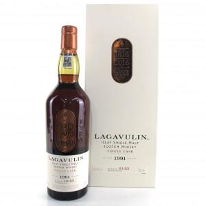 Lagavulin 1991 Single Cask / Bicentenary