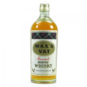 Max's VAT Special Scotch Whisky