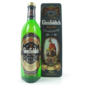 Glenfiddich Clans of the Highland 75cl / Clan Kennedy