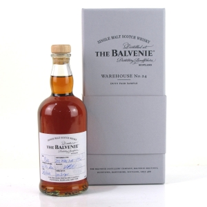 Balvenie 13 Year Old First Fill Sherry Butt 20cl / Warehouse 24 Sample