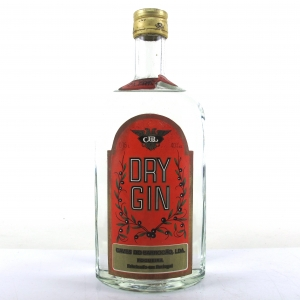Caves do Barrocao Dry Gin 1970s