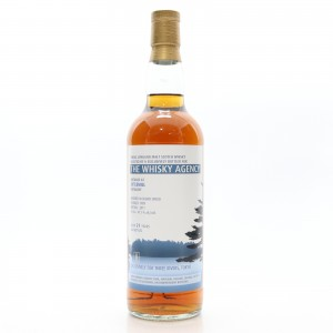 Littlemill 1989 Whisky Agency 21 Year Old / Three Rivers