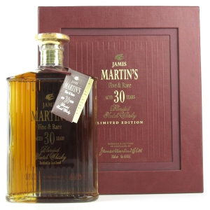 James Martin 30 Year Old Fine and Rare