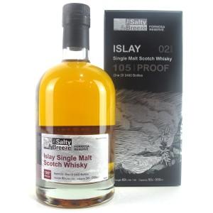 The Salty Breeze Islay Single Malt Formosa Reserve / Batch #2