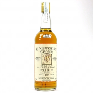 Port Ellen 1979 Gordon and Macphail 1995 Front