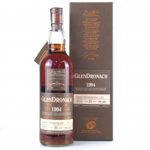 Glendronach 1994 Single Cask 21 Year Old #276
