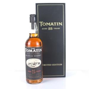 Tomatin 1966 25 Year Old