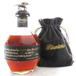 Blanton's Single Barrel Dumped 1994 / Japanese Import