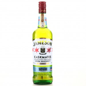 Jameson Caskmates Revolution Brewing