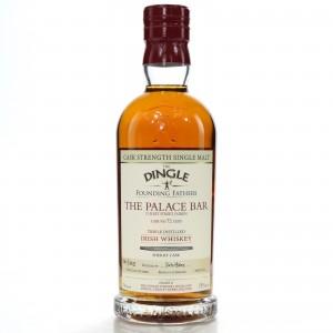 Dingle Founding Fathers Single Cask #72 / The Palace Bar