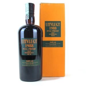 Uitvlugt 1988 17 Year Old Guyanan Rum