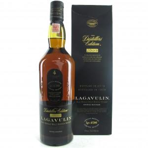 Lagavulin 1996 Distillers Edition 2012
