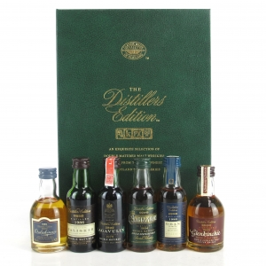 Distillers Edition Miniature Gift Pack 6 x 5cl