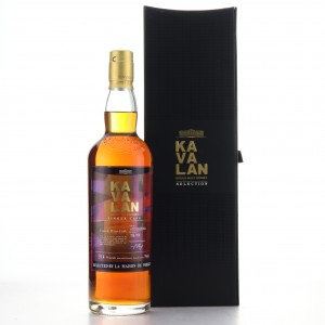 Kavalan Selection French Wine Cask / LMDW