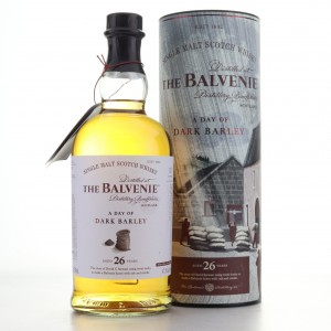 Balvenie 26 Year Old A Day of Dark Barley / Story No.3