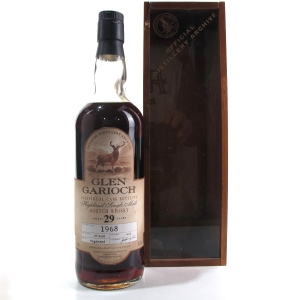 Glen Garioch 1968 Single Cask 29 Year Old #621