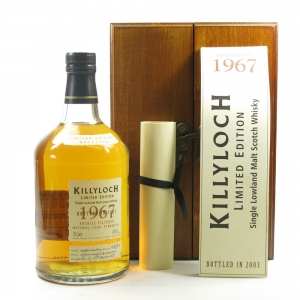 Killyloch 1967 36 Year Old Front