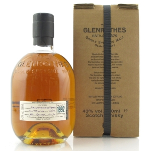 Glenrothes 1992