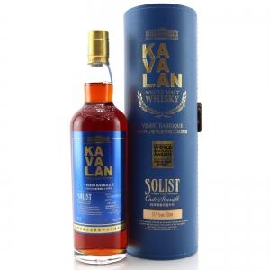 Kavalan Solist Cask Strength Vinho Barrique